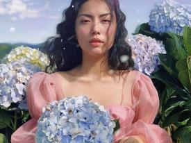 Những shot hình cực kỳ ảo diệu tại Đà Lạt của hotgirl Hà Trúc