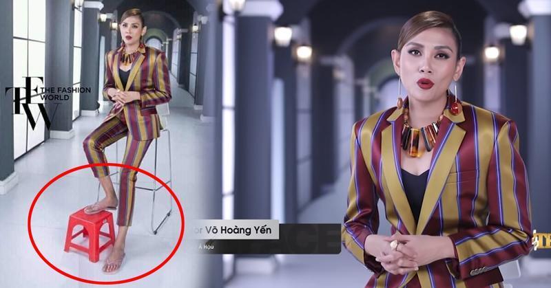 Loạt ảnh hậu trường nói không với giầy cao gót, mỹ nhân Việt bỗng chốc trở thành trò cười cho thiên hạ-5