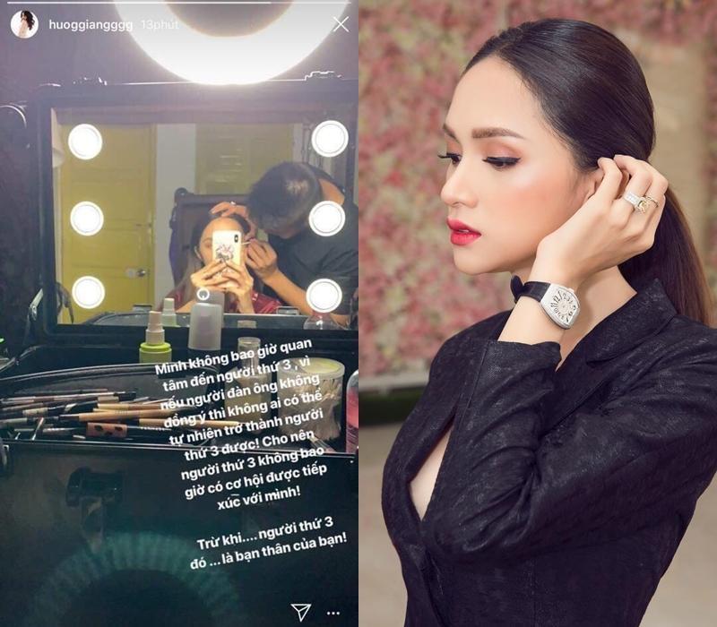 Lộ diện hình ảnh bạn thân cướp người yêu của Hoa hậu Chuyển giới Hương Giang-1