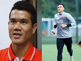 Đội trưởng Lào bật mí quan hệ bất ngờ với thủ môn Đặng Văn Lâm