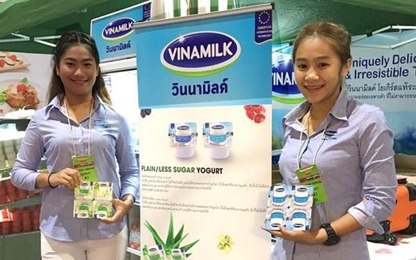 Sản phẩm Vinamilk ra mắt người tiêu dùng Trung Quốc-2