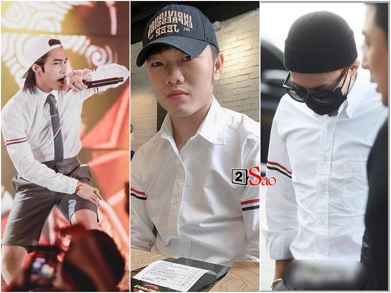Ngoài cover nhạc, Xuân Trường U23 Việt Nam còn mặc giống hệt Sơn Tùng M-TP đây này-6