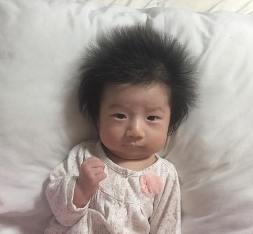 Cậu bé mặt trời Hàn Quốc mới một tuổi đã thành hiện tượng mạng-3