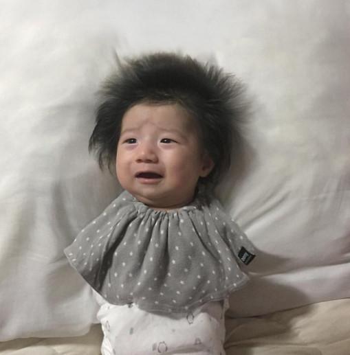 Cậu bé mặt trời Hàn Quốc mới một tuổi đã thành hiện tượng mạng-5