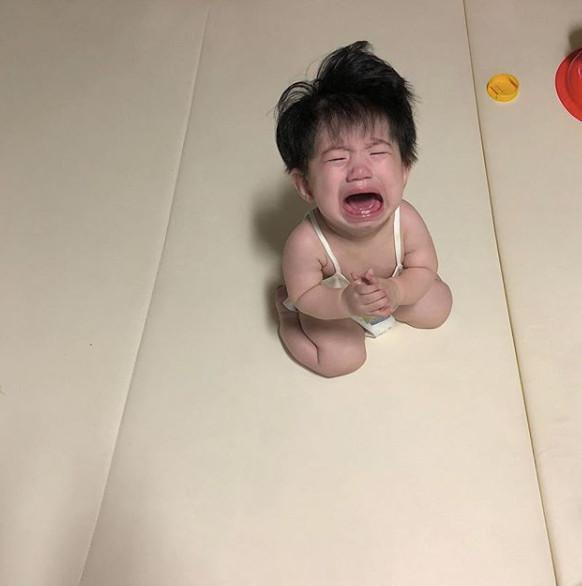 Cậu bé mặt trời Hàn Quốc mới một tuổi đã thành hiện tượng mạng-8