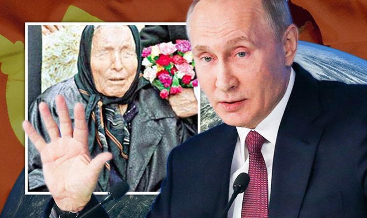 Những lời tiên đoán của bà lão mù Vanga về Putin và thảm họa lớn của con người-1