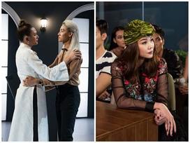 NÁO LOẠN The Face 2018: Võ Hoàng Yến có thực sự công tâm khi loại thí sinh mạnh nhất team Thanh Hằng?
