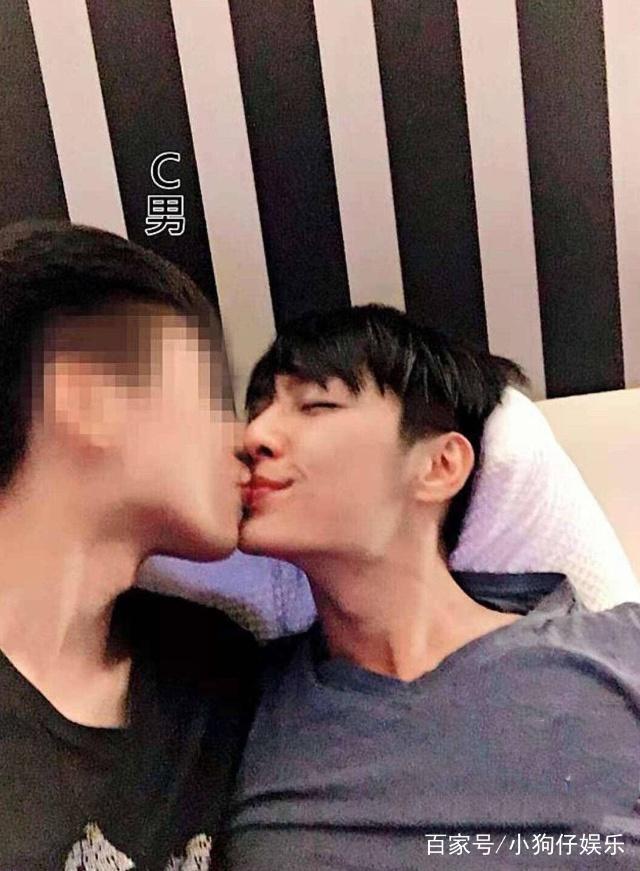 Nam diễn viên Thơ Ngây bị tung ảnh nóng với người yêu đồng tính, lại còn cặp 3 người cùng lúc-5