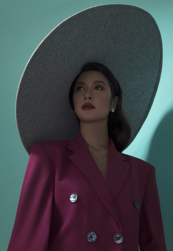 3 năm sau vương miện Á hậu Miss International 2015, Thúy Vân lột xác không thể nhận ra-2