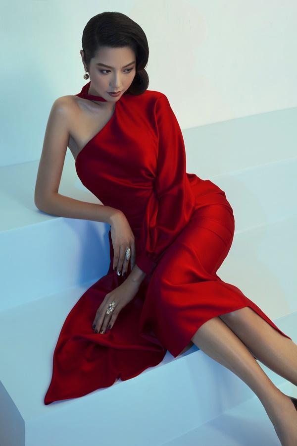 3 năm sau vương miện Á hậu Miss International 2015, Thúy Vân lột xác không thể nhận ra-4