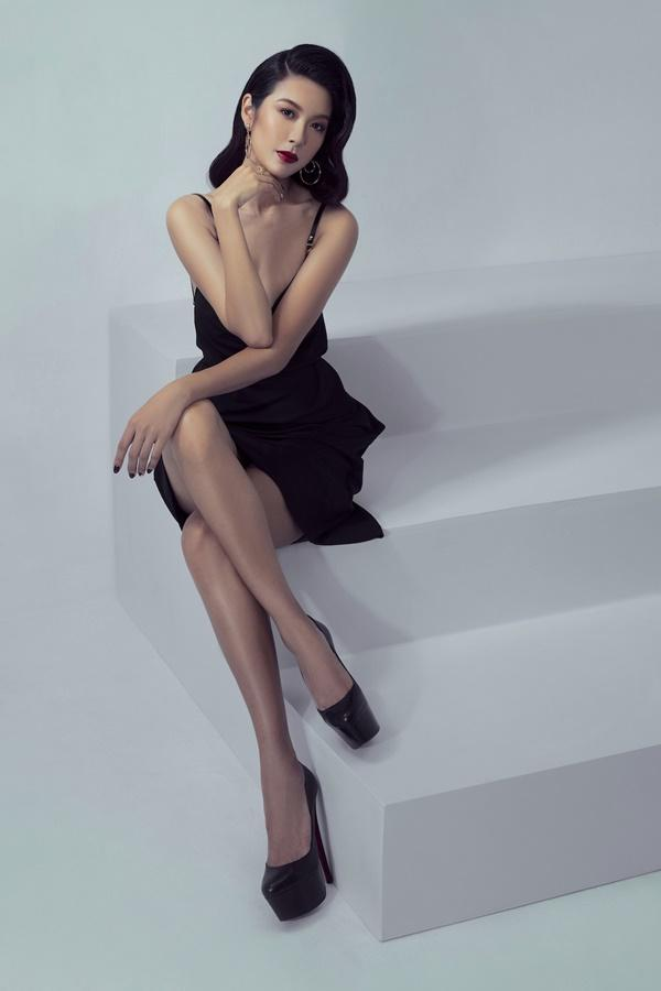 3 năm sau vương miện Á hậu Miss International 2015, Thúy Vân lột xác không thể nhận ra-7