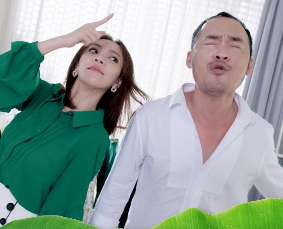 Thu Trang công khai dằn mặt Tiến Luật trên mạng xã hội vì ông xã ham vui bỏ bê vợ con-1