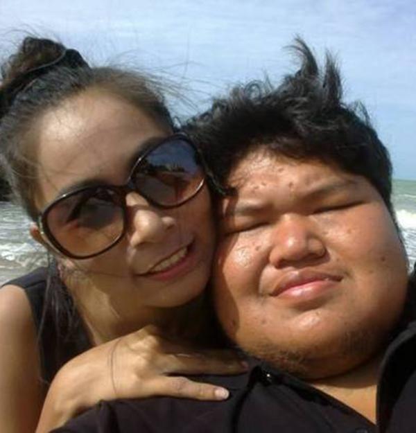 Nàng 44kg hạnh phúc bên chàng 120kg: Tôi yêu anh vì sự tử tế-3