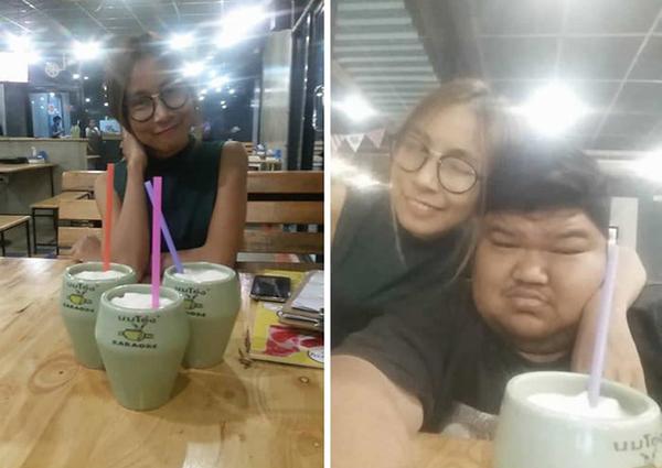 Nàng 44kg hạnh phúc bên chàng 120kg: Tôi yêu anh vì sự tử tế-1