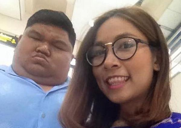 Nàng 44kg hạnh phúc bên chàng 120kg: Tôi yêu anh vì sự tử tế-2