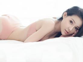 Sau khi ăn kiêng để eo bé 54cm, Ngân 98 được báo Trung gọi là 'nữ thần'