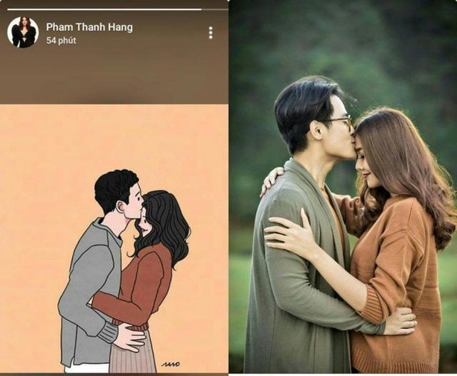 Lộ bằng chứng Thanh Hằng và Hà Anh Tuấn hẹn hò?-3