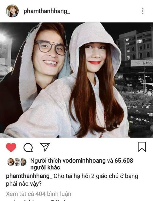 Lộ bằng chứng Thanh Hằng và Hà Anh Tuấn hẹn hò?-4