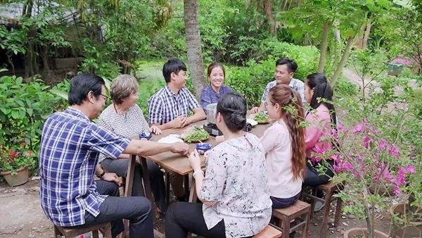 Gạo nếp gạo tẻ tập 81: Chồng cũ chấp nhận ra đi, gửi lại lời chúc phúc cho Lê Phương và tình mới-2