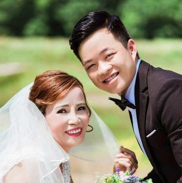 Cô dâu 62 tuổi và nhan sắc mới tân trang có thể giữ lâu dài?-1