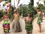 Choáng với số lượng giày và quần áo mà hoa hậu Tiểu Vy mang đi thi Miss World-13