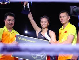 2 thiếu nữ Việt toàn thắng tại Boxing Victory8