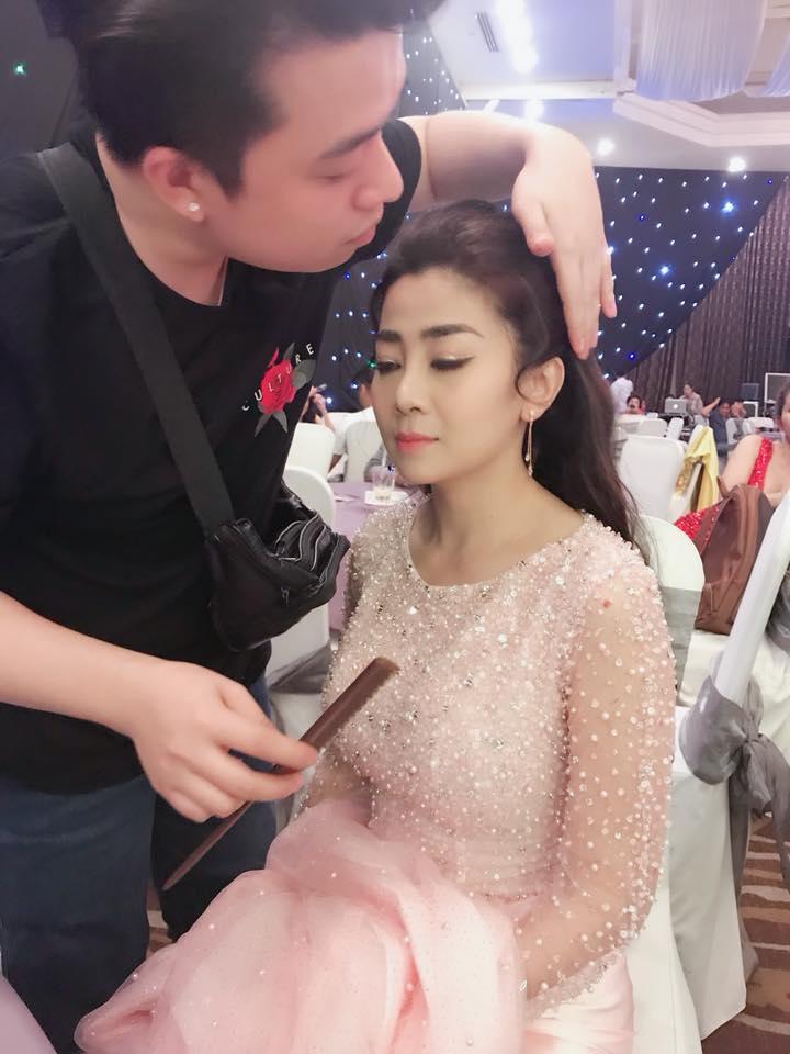 Vừa điều trị ung thư vừa chạy show đến rã rời, diễn viên Mai Phương vẫn khoe ảnh xinh như công chúa-7