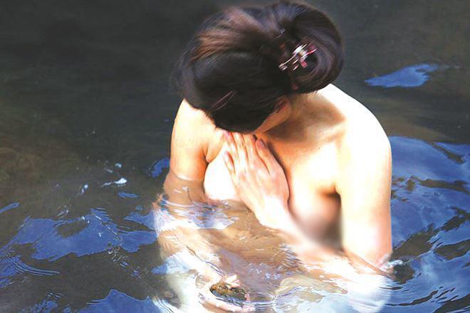 Bí ẩn dòng suối khiến con gái Thanh Hóa xuống tắm tiên là có làn da trắng nõn-6