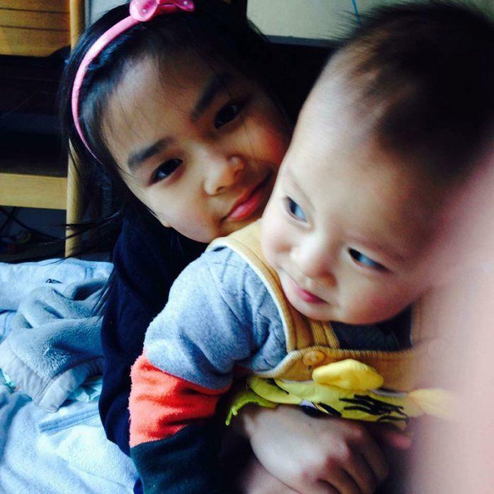 Tròn 1 năm ngày bé gái người Việt bị sát hại ở Nhật, bố mẹ Nhật Linh bật khóc khi gia đình đón thêm thành viên mới-2