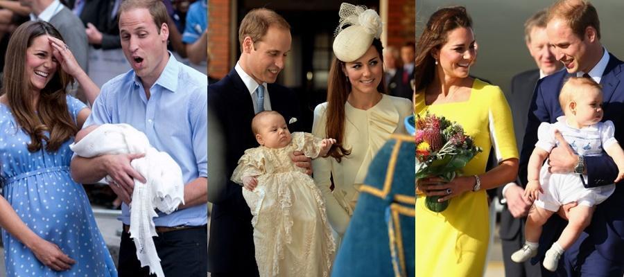 Hành trình làm cha mẹ từ cuộc tình nay tan mai hợp của hoàng tử William và công nương Kate-2