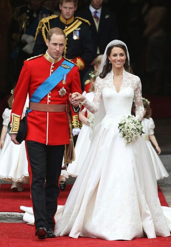 Hành trình làm cha mẹ từ cuộc tình nay tan mai hợp của hoàng tử William và công nương Kate-1