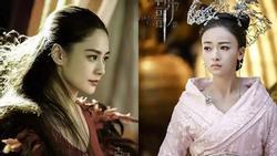 Ngô Cẩn Ngôn bị chê không xứng đóng nữ chính bằng Chung Hân Đồng