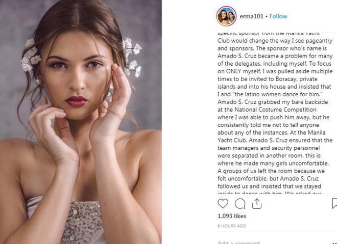 Lùm xùm bê bối gạ tình tại Miss Earth 2018, Hoa hậu Phương Khánh lên tiếng: Tôi chưa từng nghe nói việc này và…-3