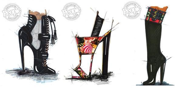 Victorias Secret Show: 100 đôi giày, cánh thiên thần nặng 12 kg-1