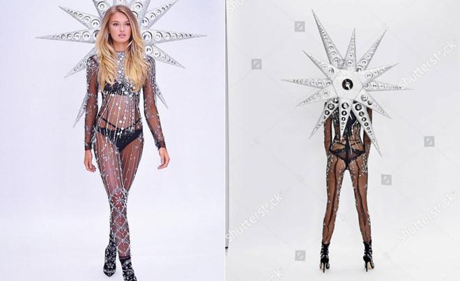 Victorias Secret Show: 100 đôi giày, cánh thiên thần nặng 12 kg-4