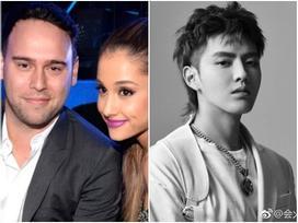 Quản lý của Ariana Grande 'lật mặt như bánh tráng', vừa mới đá đểu đã quay lại khen Ngô Diệc Phàm