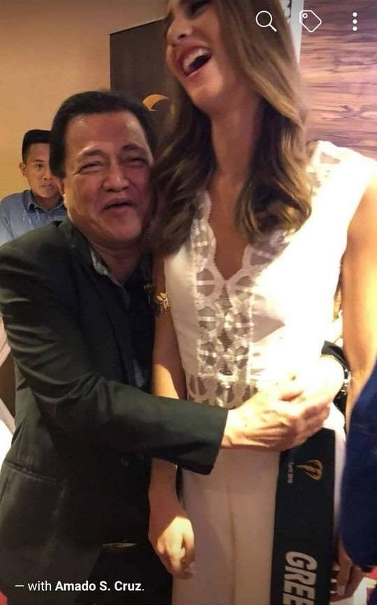 Lộ chân dung nhà tài trợ Hoa hậu Trái Đất 2018 gạ gẫm thí sinh quan hệ tình dục đổi lấy vương miện?-9