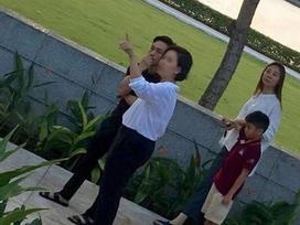 Cường Đô La cùng con trai và Đàm Thu Trang đi xem nhà, chuẩn bị cho đám cưới vào năm sau?