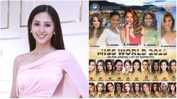 Sát giờ khởi hành sang Trung Quốc, Tiểu Vy bất ngờ lọt top 15 người đẹp sáng giá nhất Miss World 2018