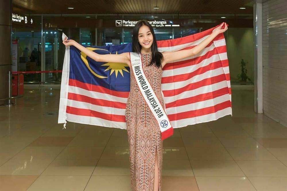 Sát giờ khởi hành sang Trung Quốc, Tiểu Vy bất ngờ lọt top 15 người đẹp sáng giá nhất Miss World 2018-15
