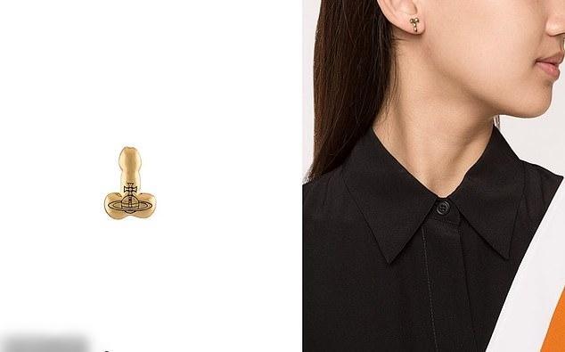 YSL gây shock với mẫu khuyên tai và vòng đeo cổ hình bộ phận sinh dục nam giá hơn 20 triệu đồng-6
