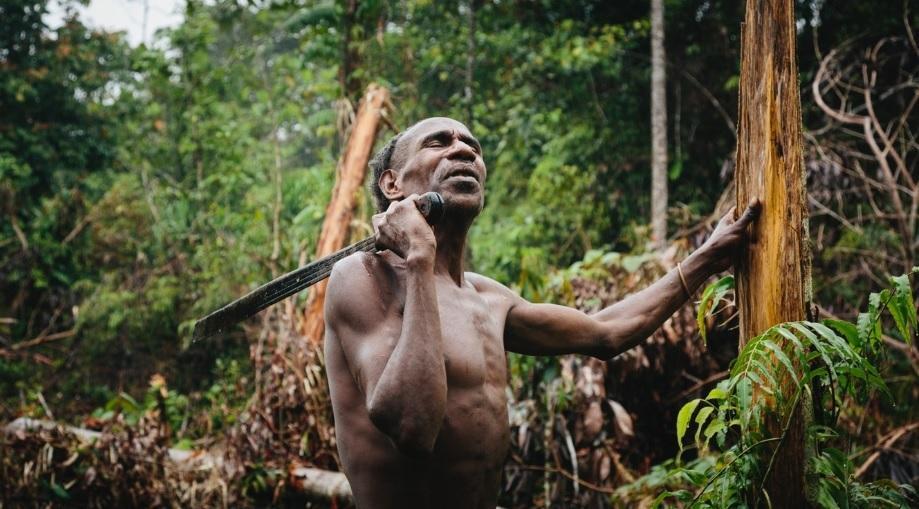 Bộ lạc từng ăn thịt người, sống hoang dã và nguyên thủy nhất thế giới-4