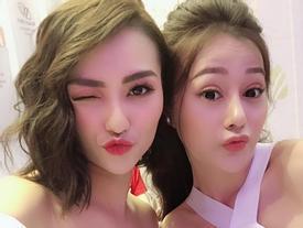 Hồng Quế hẹn hò 'Quỳnh Búp Bê' Phương Oanh