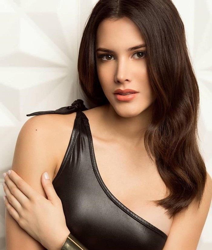 Nhan sắc ngắm là mê của người đẹp Venezuela vừa đăng quang Hoa hậu Quốc tế 2018-3