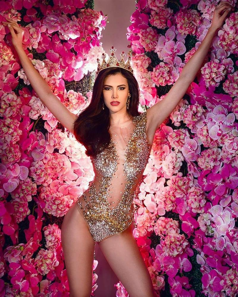 Nhan sắc ngắm là mê của người đẹp Venezuela vừa đăng quang Hoa hậu Quốc tế 2018-2