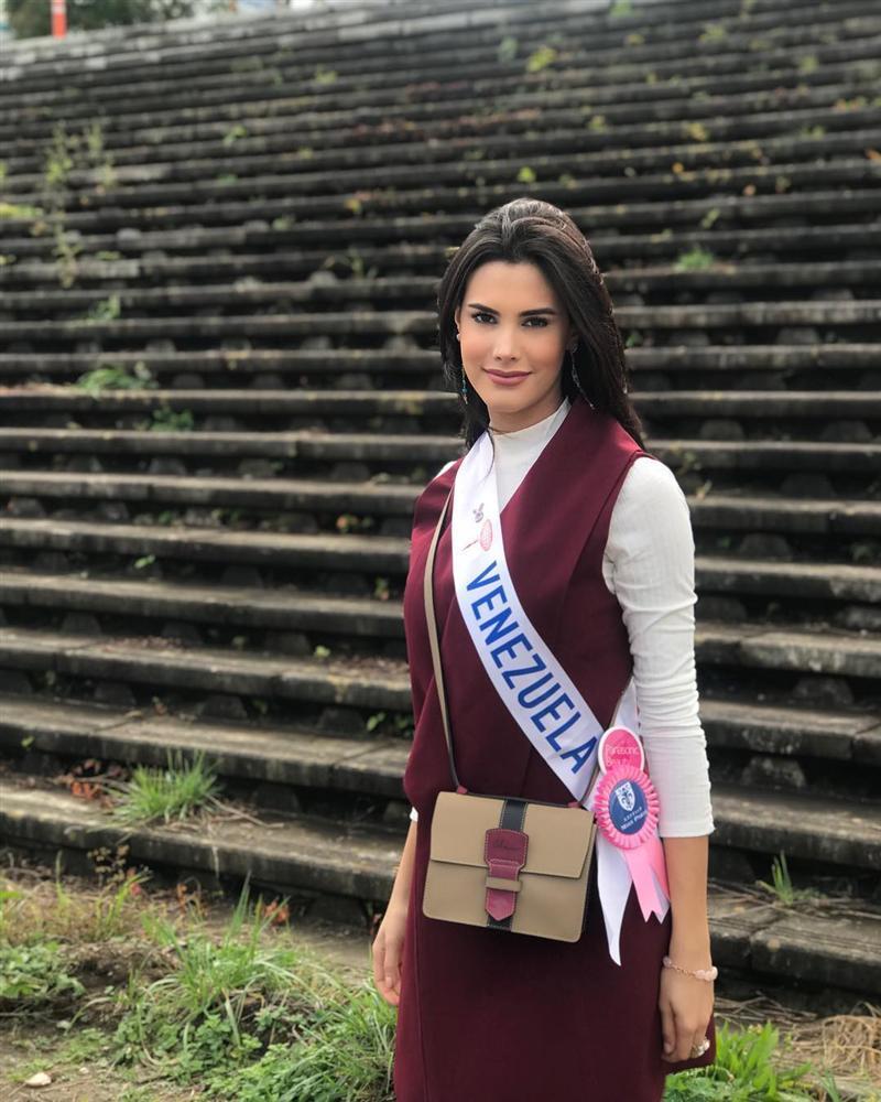 Nhan sắc ngắm là mê của người đẹp Venezuela vừa đăng quang Hoa hậu Quốc tế 2018-8