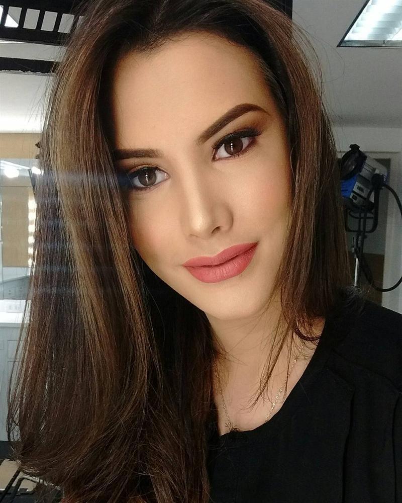 Nhan sắc ngắm là mê của người đẹp Venezuela vừa đăng quang Hoa hậu Quốc tế 2018-11