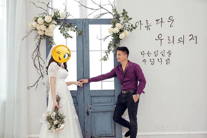 Lộ ảnh hậu trường chụp hình cưới, Lệ Rơi nói gì?-1