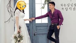Lộ ảnh hậu trường chụp hình cưới, Lệ Rơi nói gì?