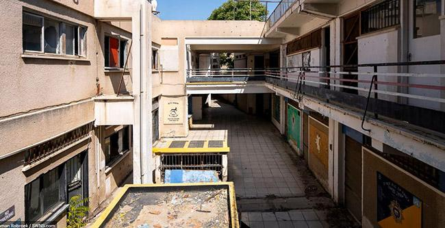 Những bức ảnh hiếm hoi về thị trấn ma tại Síp-3